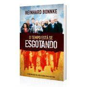 Livro O Tempo está se Esgotando - Reinhard Bonnke