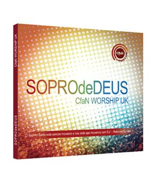 CD Sopro de Deus - CfaN Music - Evangelistas Daniel Kolenda e Reinhard bonnke  - Cristo para Todas as Nações