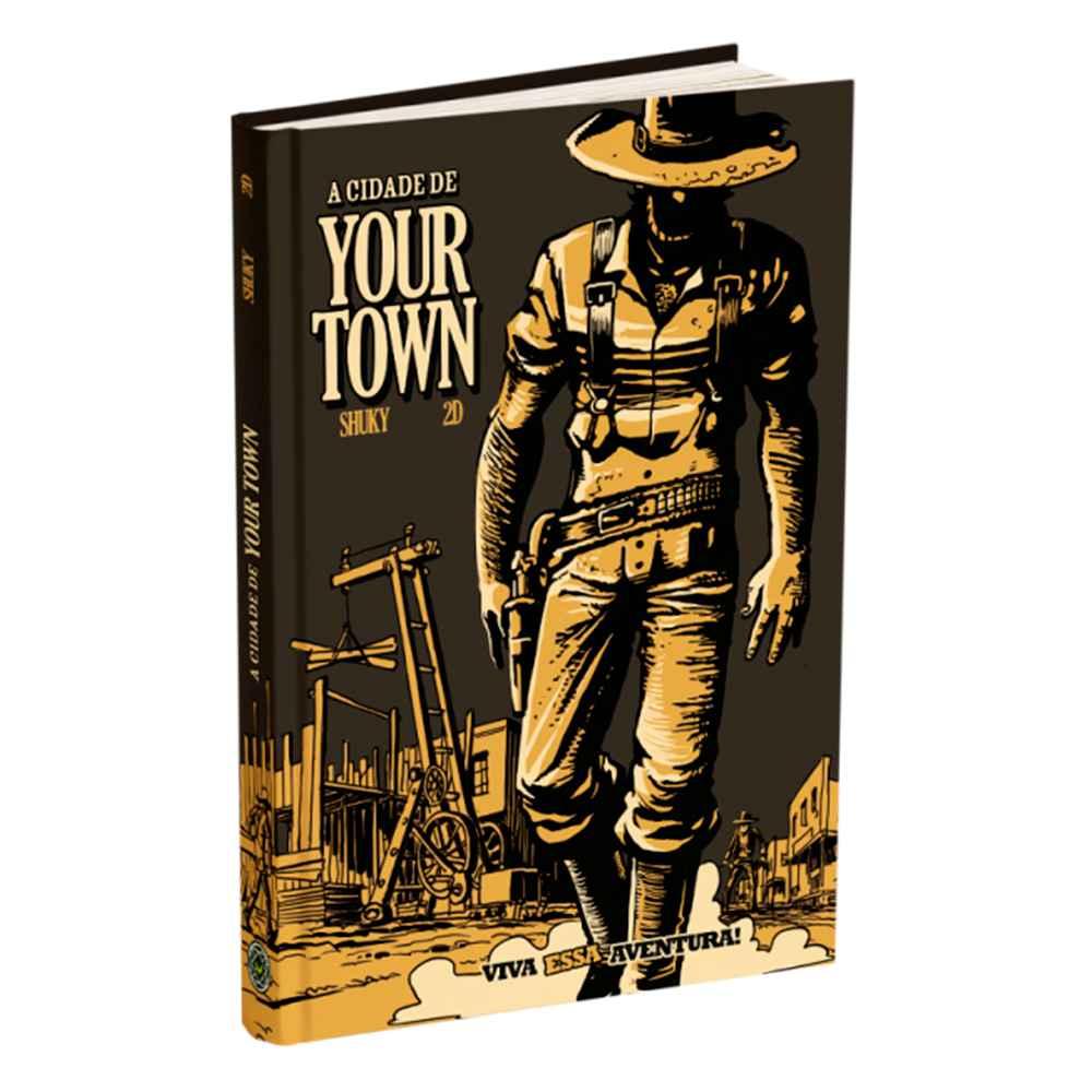 A Cidade de Your Town - HQ Jogo RPG