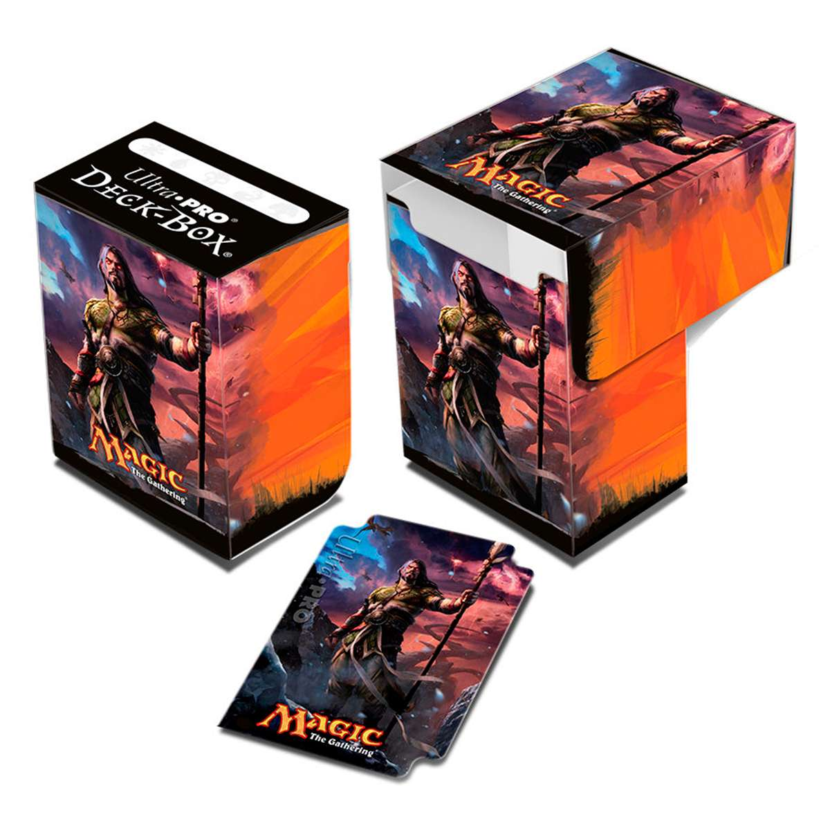 Acessório Deck Box Dragões de Tarkir Sarkhan Ultra Pro