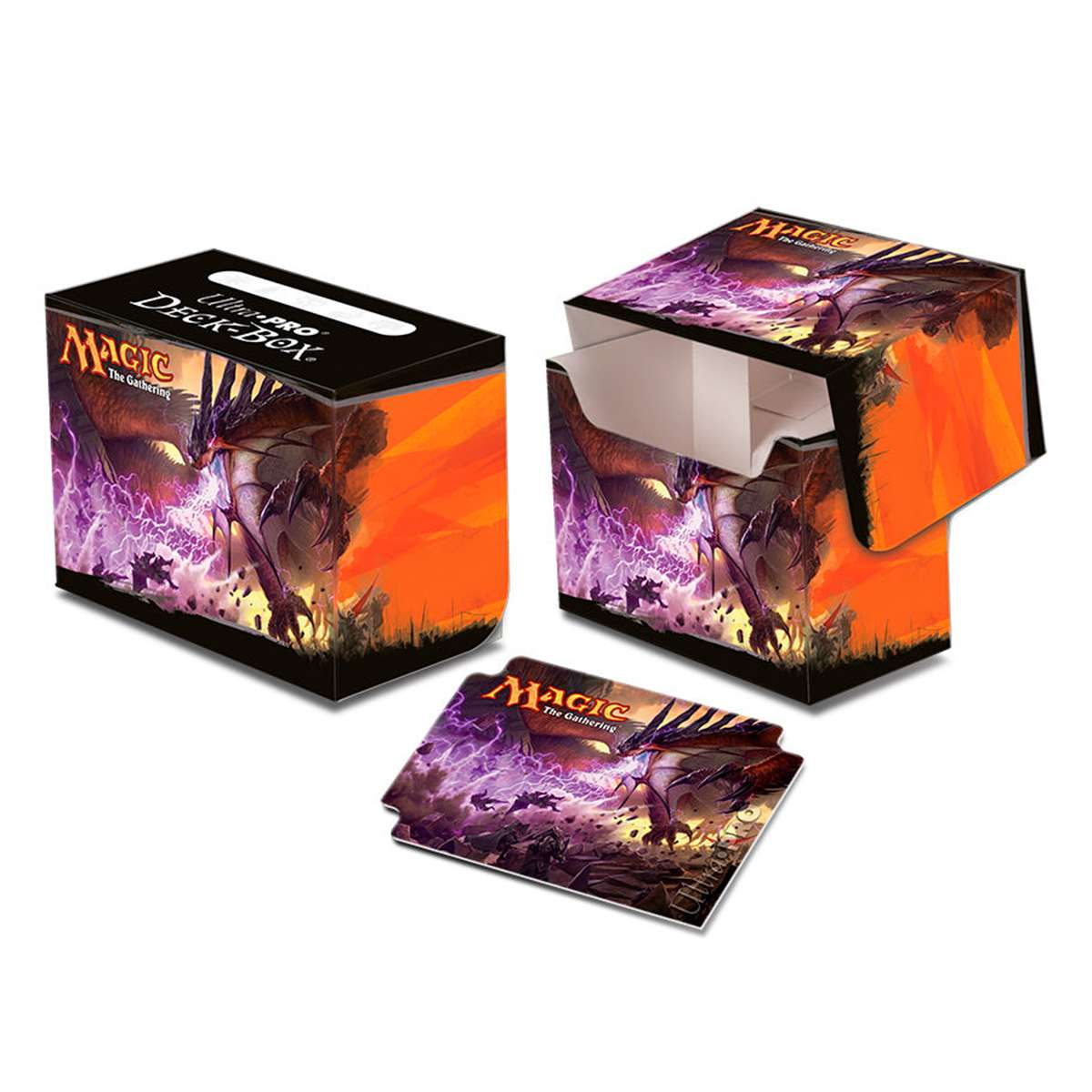 Acessório Deck Box Dragões de Tarkir Arte Ultra Pro