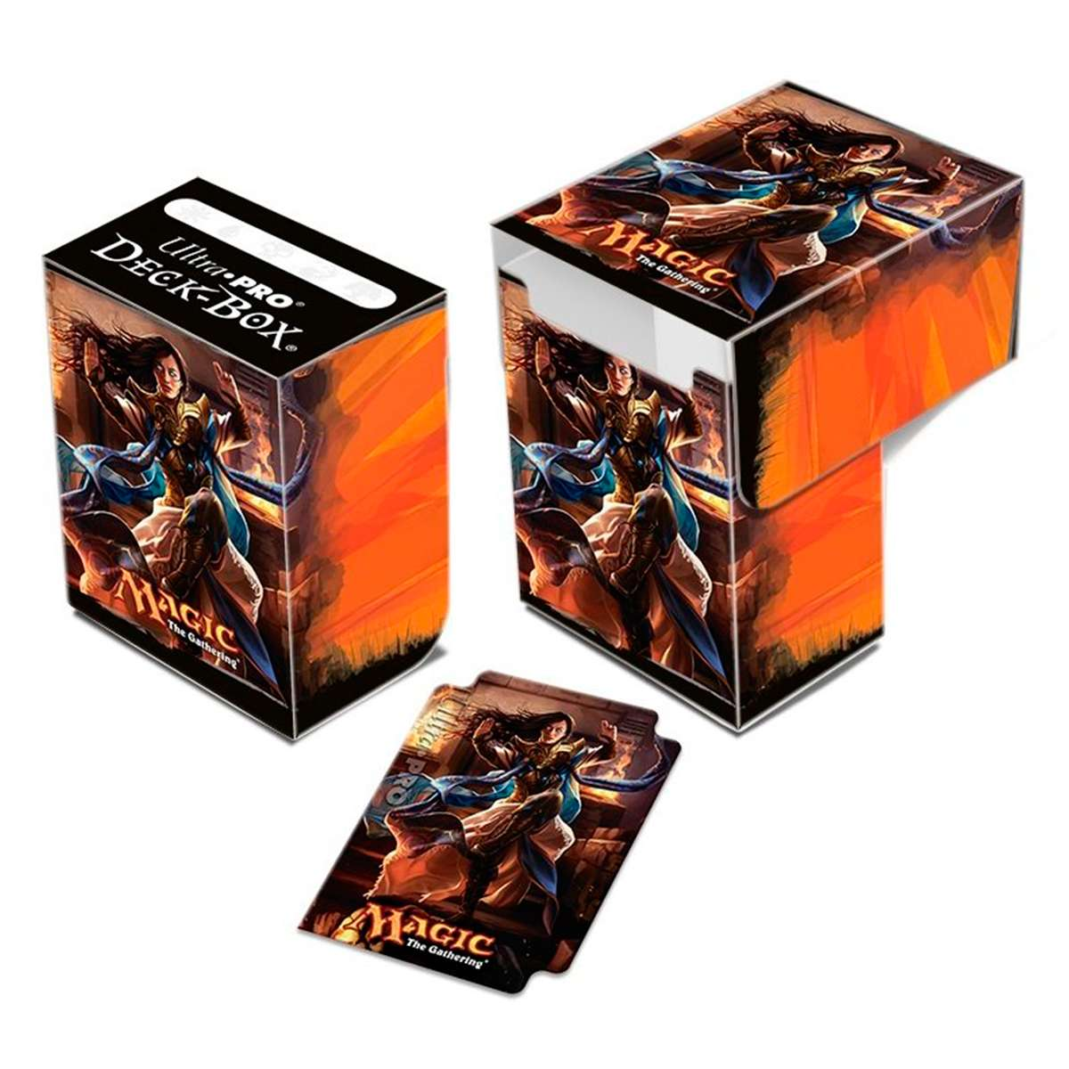 Acessório Deck Box Dragões de Tarkir Narset Ultra Pro