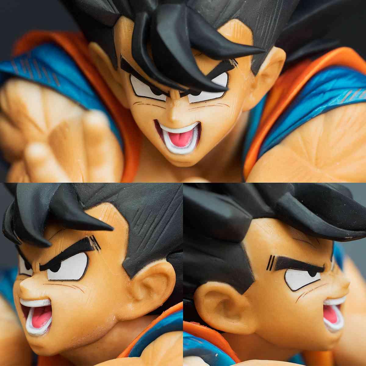 Action Figure Goku Kamehameha Dragon Ball Z Banpresto