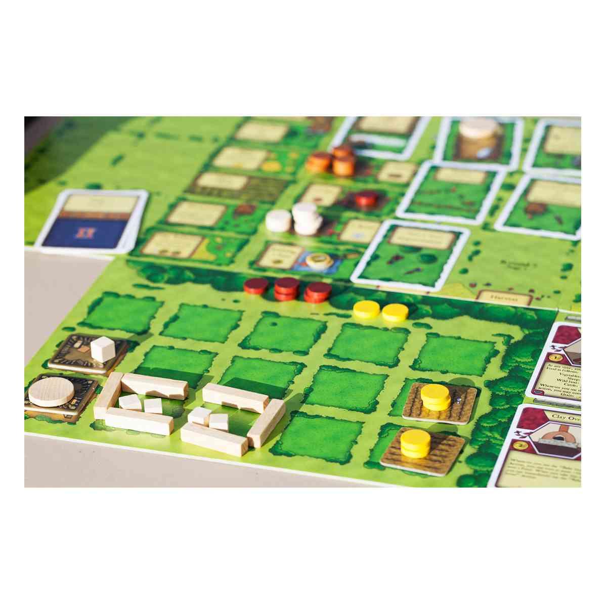 Agrícola Nova Edição Devir Jogo De Tabuleiro