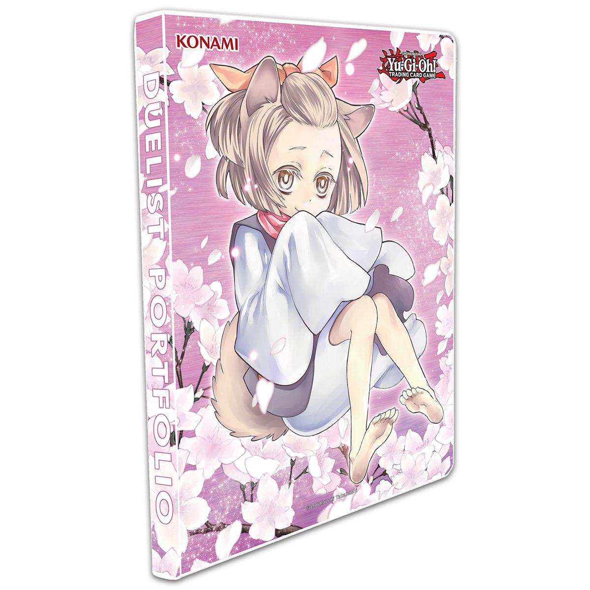 Album Yugioh Ash Blossom 9 Pocket Portfolio Konami