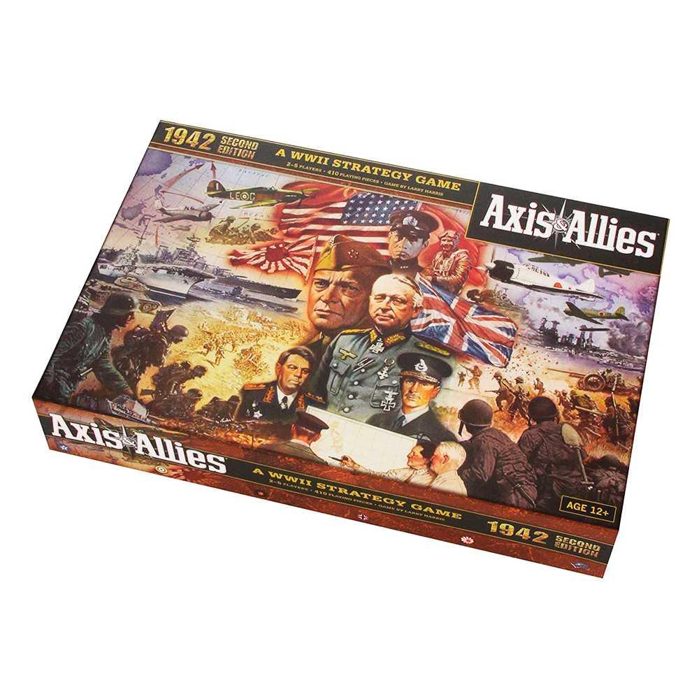 Axis e Allies 1942 Segunda Edição Jogo de Tabuleiro