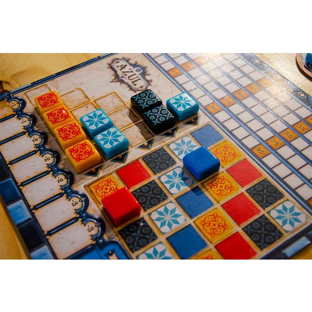 Azul Jogo de Tabuleiro