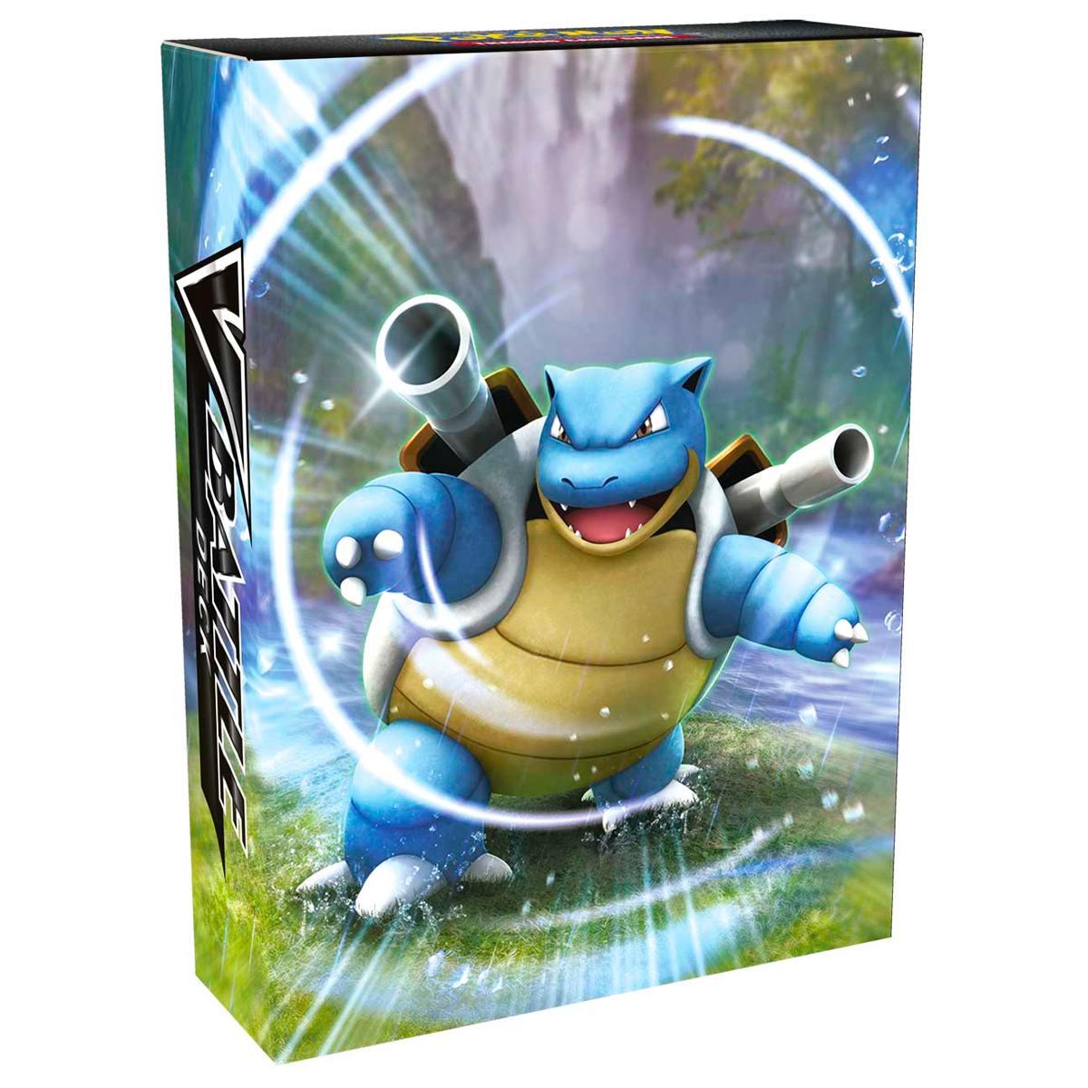 Baralho de Batalha V Deck Pokémon Blastoise V