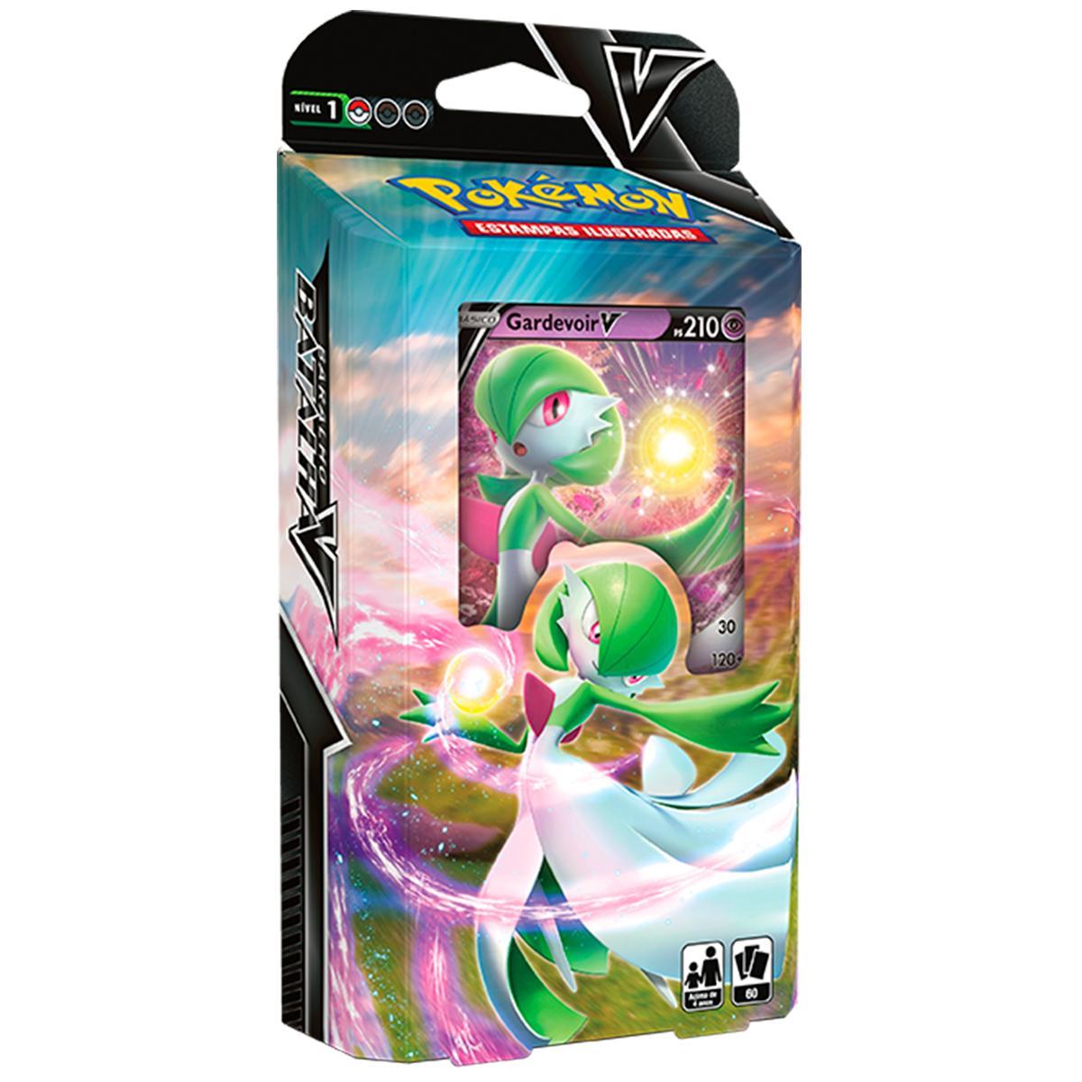 Baralho de Batalha V Deck Pokémon Gardevoir V