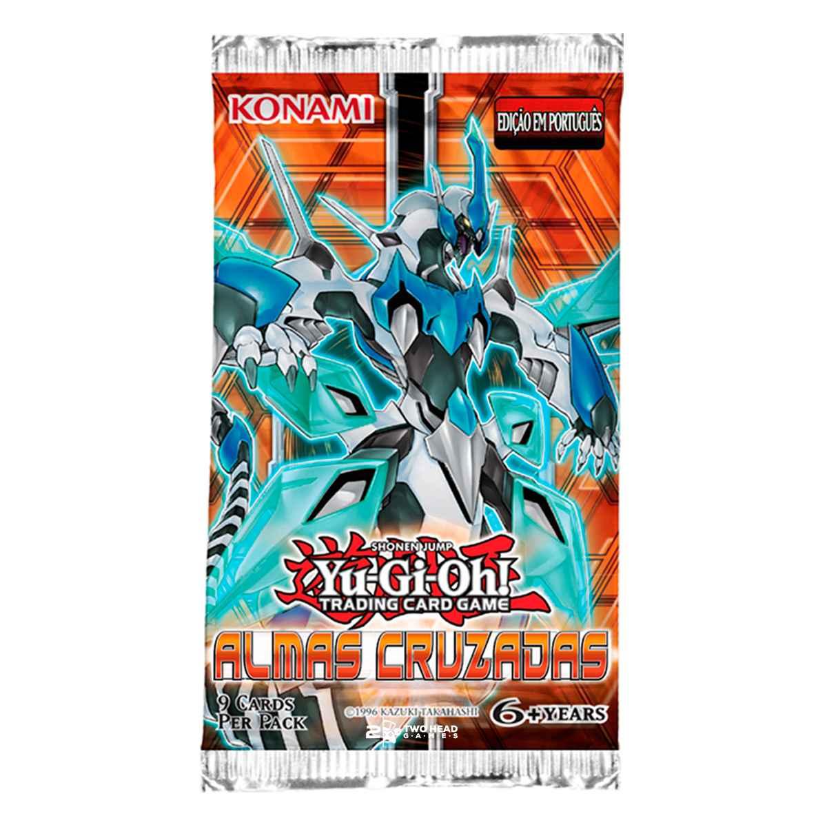Yugioh Box Booster Almas Cruzadas