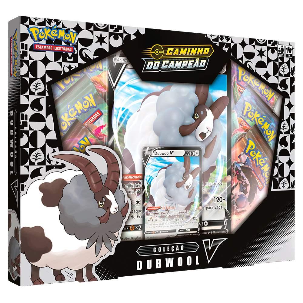 Box Pokemon Dubwool V Caminho do Campeão