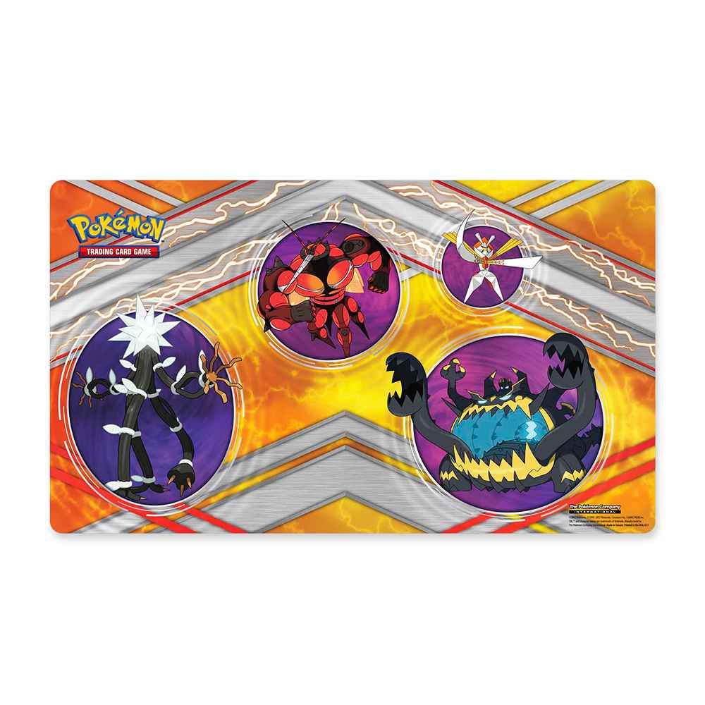 Box Pokemon Ultra Criaturas GX Buzzwole - Ultra Beasts