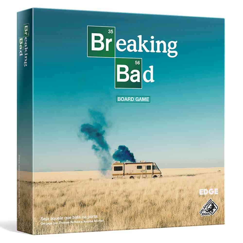 Breaking Bad Jogo de Tabuleiro