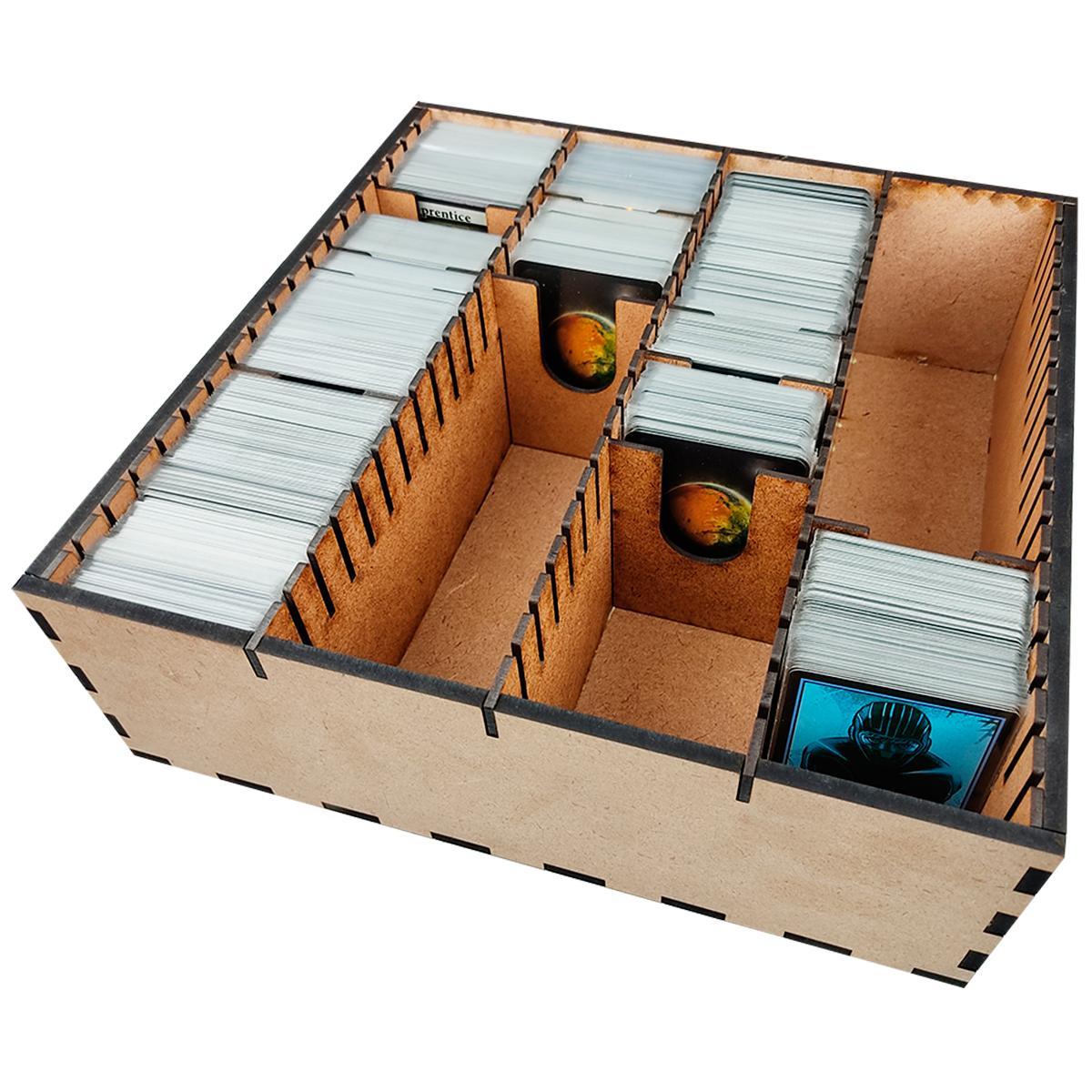 Caixa Organizadora para Card Games Vertical Bucaneiros