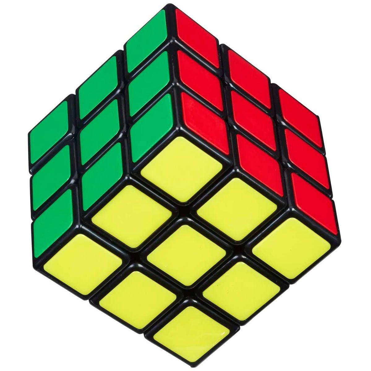 Cubo Mágico Rubiks Cube 3x3 Hasbro