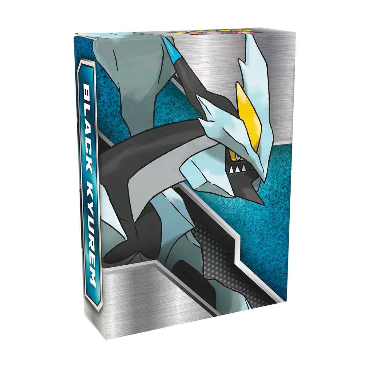 Deck Arena de Batalha Pokemon Kyurem Preto E Branco Ex