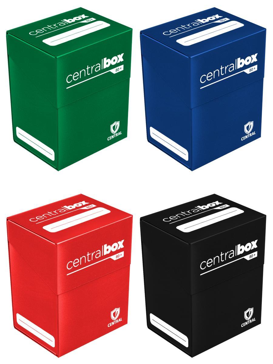 Deck Box Case 80 + Central