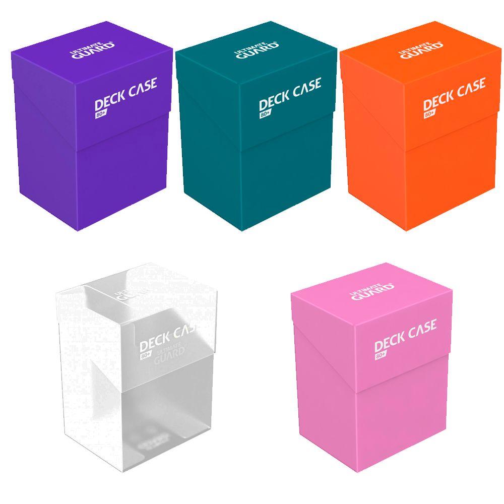 Deck Box Case 80 + Ultimate Guard
