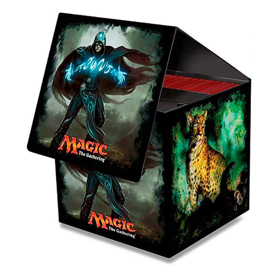 Deck Box Cub3 Magic Ultra Pro Jace Mox Brainstorm 900 Cartas