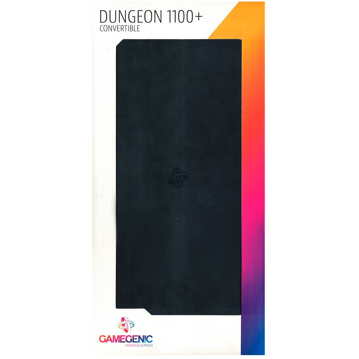 Deck Box Dungeon 1100 + Convertible Gamegenic