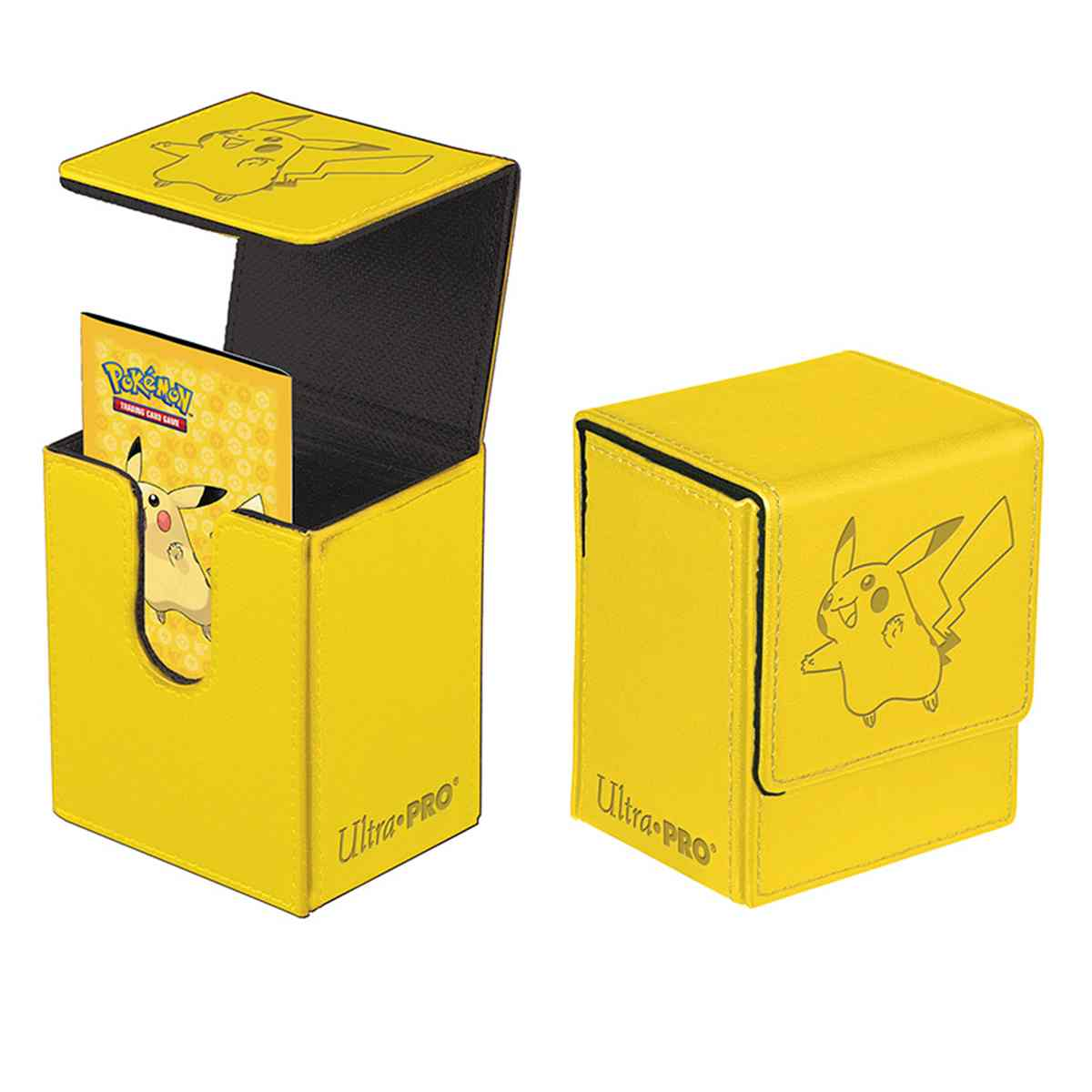Deck Box Flip Premium Ultra Pro Pokemon Pikachu