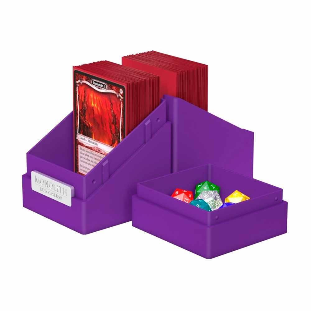 Deck Box Magic Pokemon Ultimate Guard Monolith 100 Cards