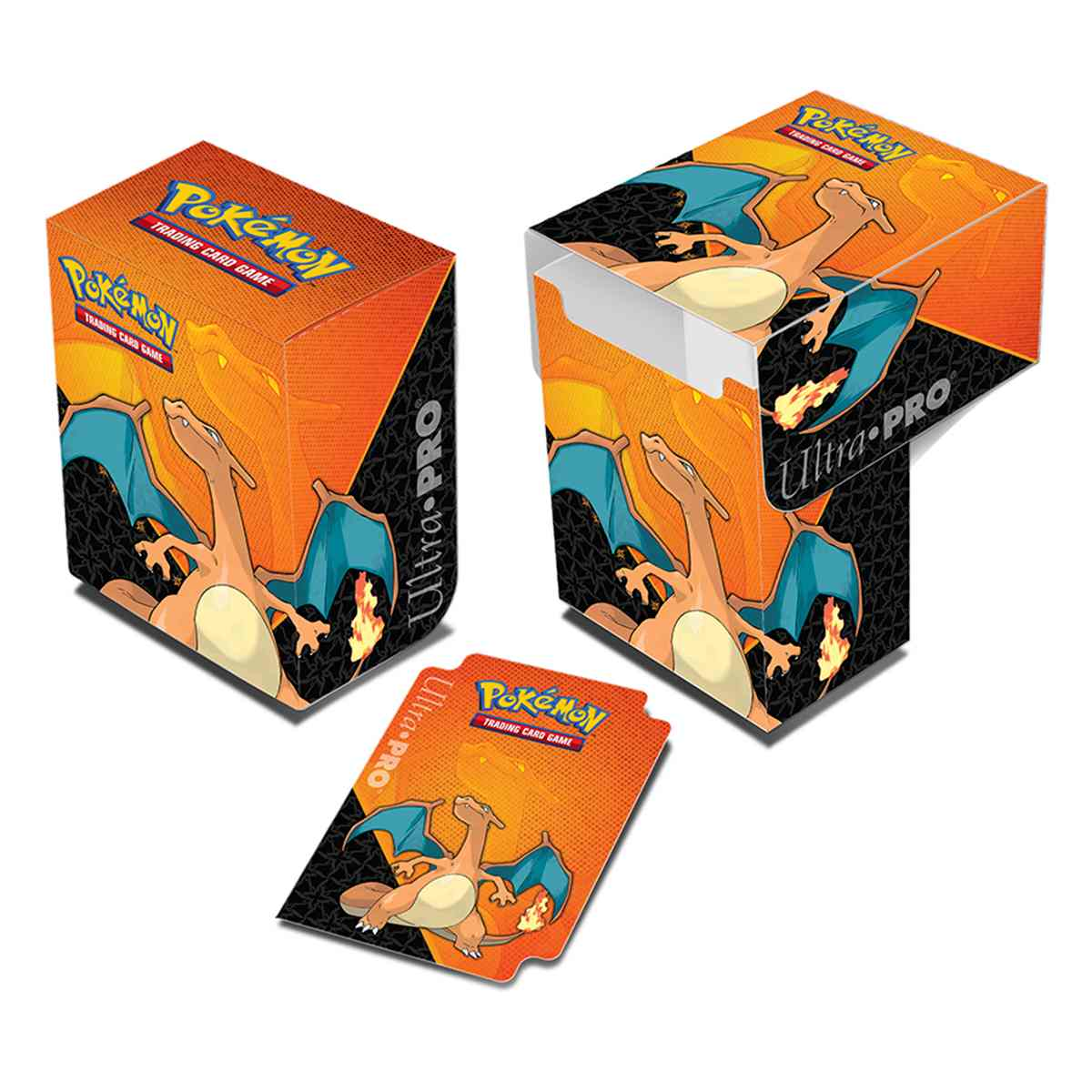 Deck Box Pokemon Charizard Ultra Pro