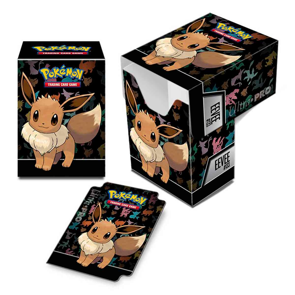 Deck Box Pokemon Eevee Ultra Pro