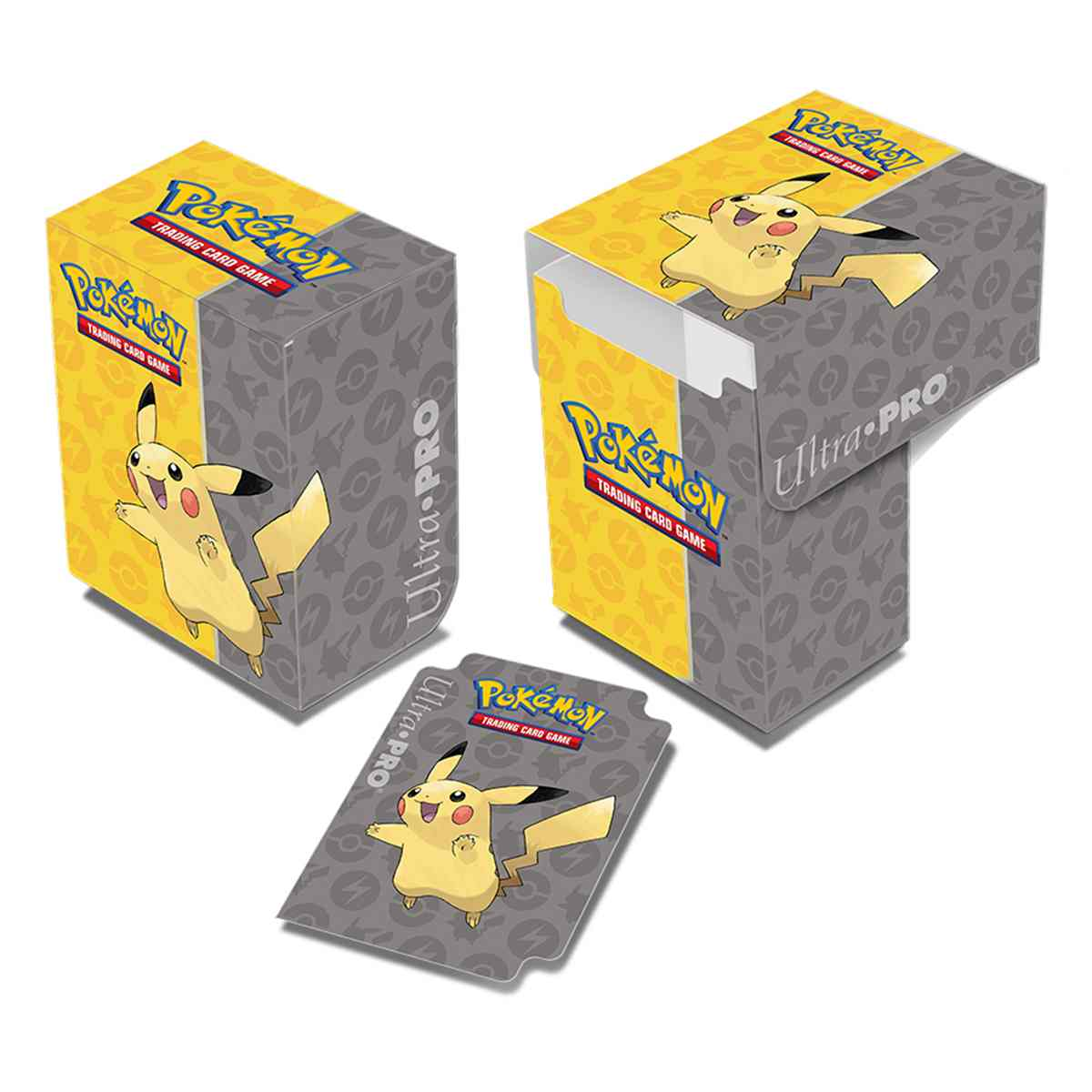 Deck Box Pokemon Pikachu Ultra Pro