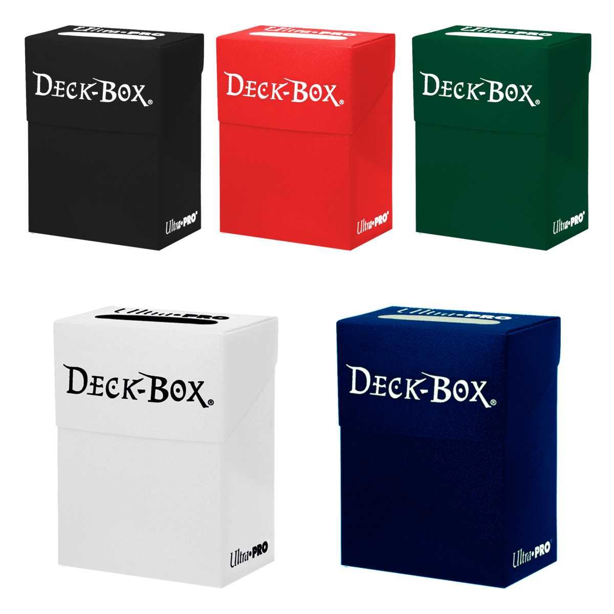 Deck Box Ultra Pro Varias Cores