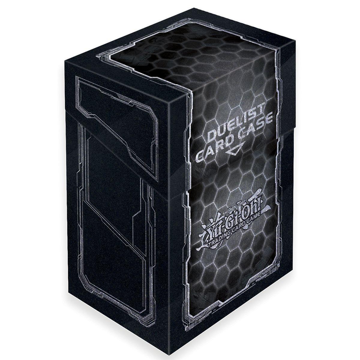 Deck Box Yugioh Dark Hex Case Konami
