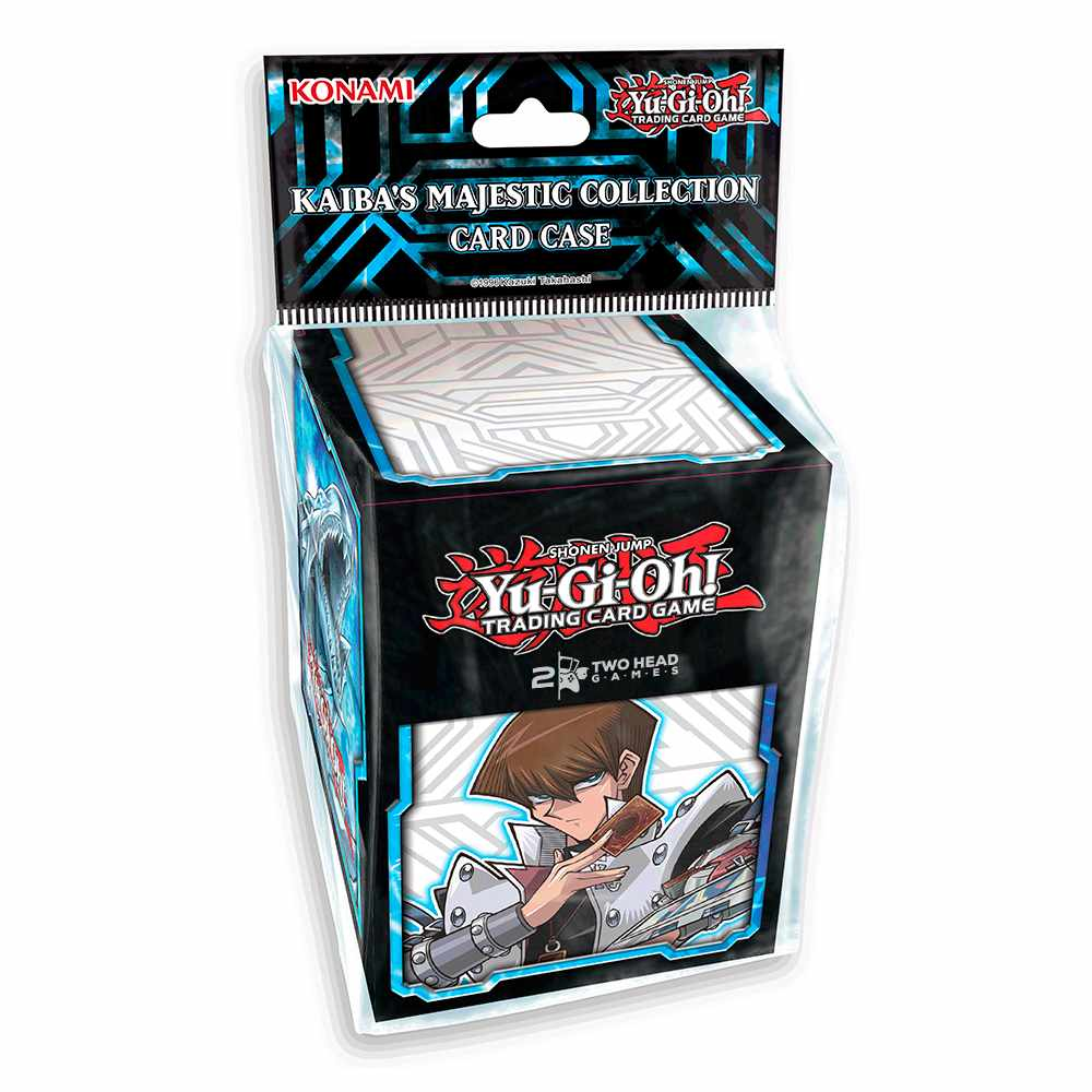 Deck Box Yugioh Kaiba Collection Dragão Branco