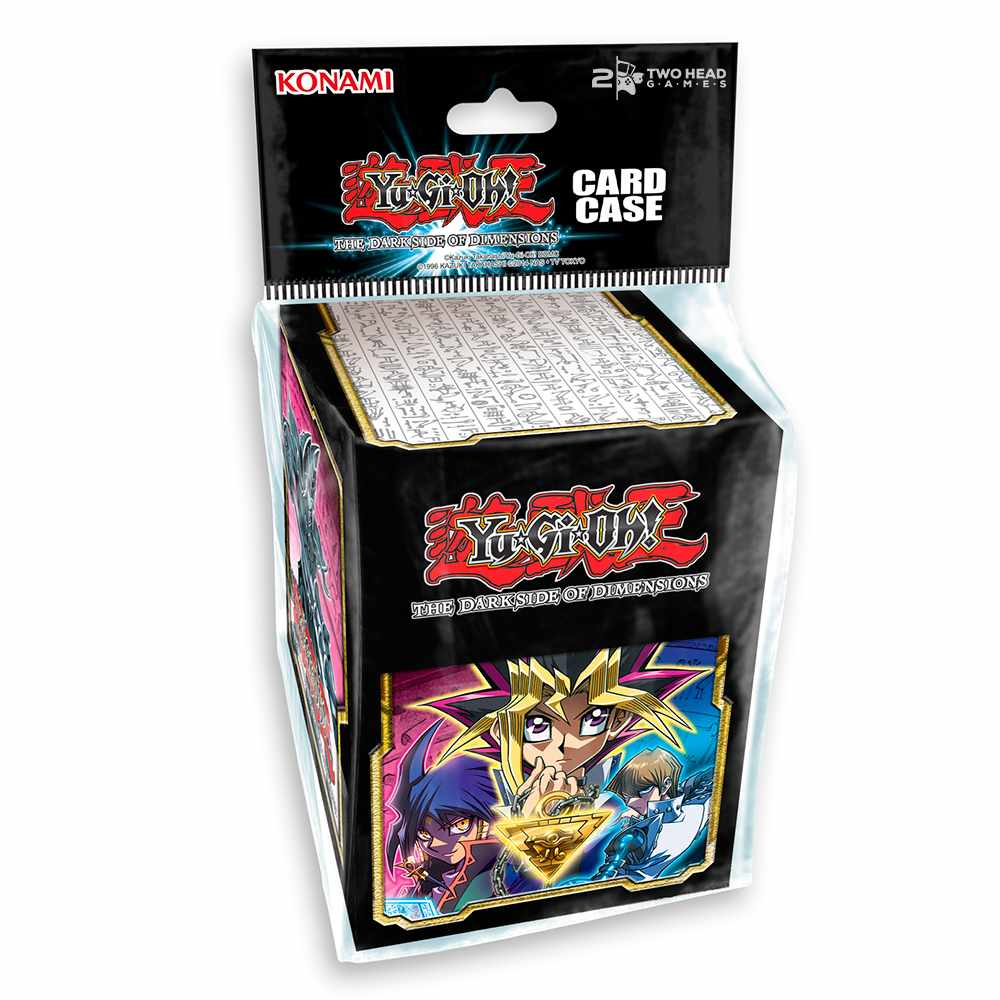 Deck Box Yugioh The Dark Side of Dimensions Movie