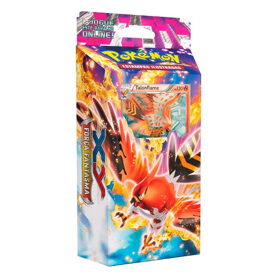 Deck Pokemon XY 4 Força Fantasma Talonflame