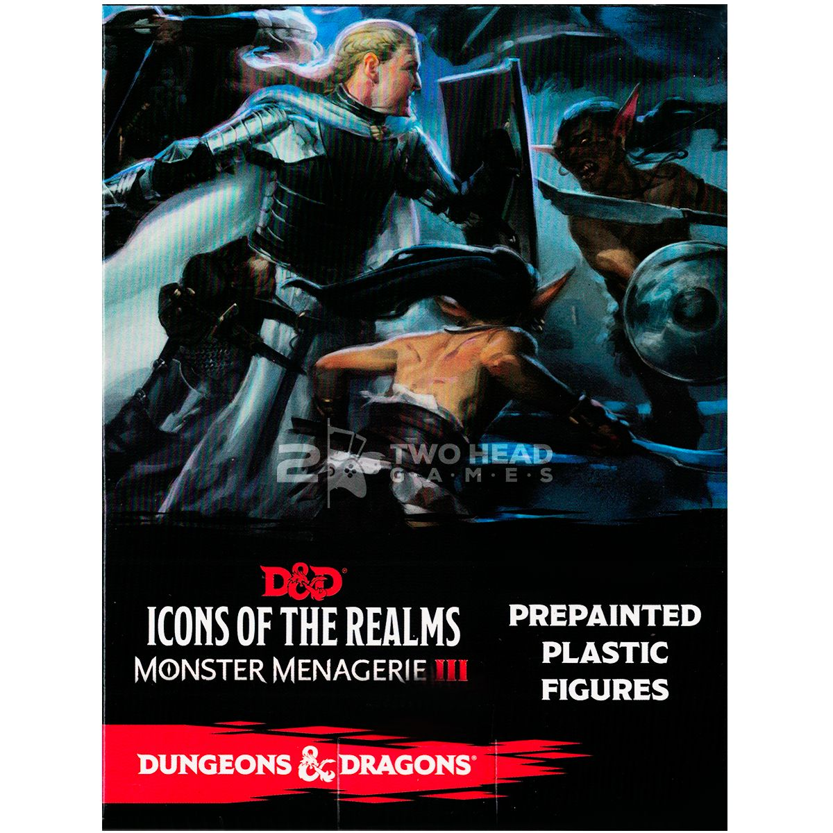 D&D Miniaturas Premium Booster Icons of the Realms Monster Menagerie 3