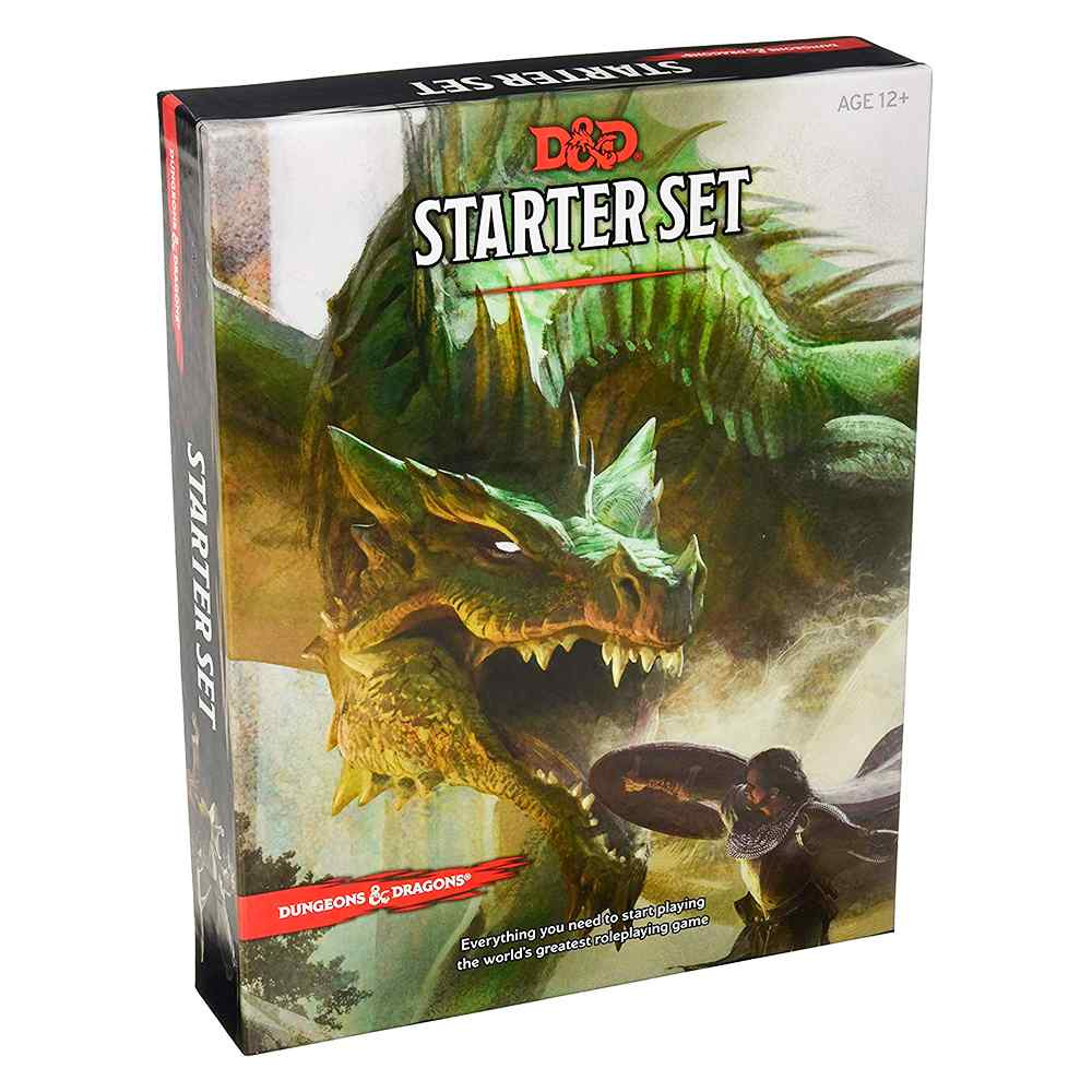 D&D Starter Set Dungeons Dragons