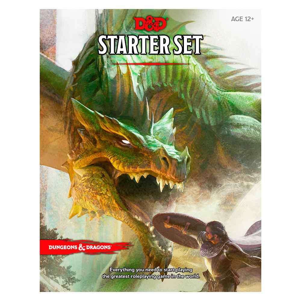 D&D Starter Set Dungeons Dragons