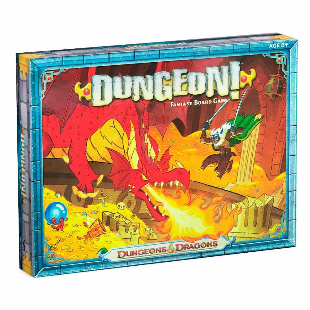 Dungeon Fantasy Board Game - Dungeons & Dragons