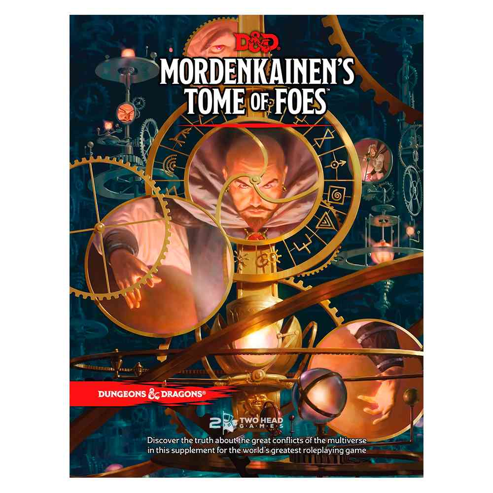 Dungeons Dragons 5 Edition Mordenkainen s Tome of Floes Rpg