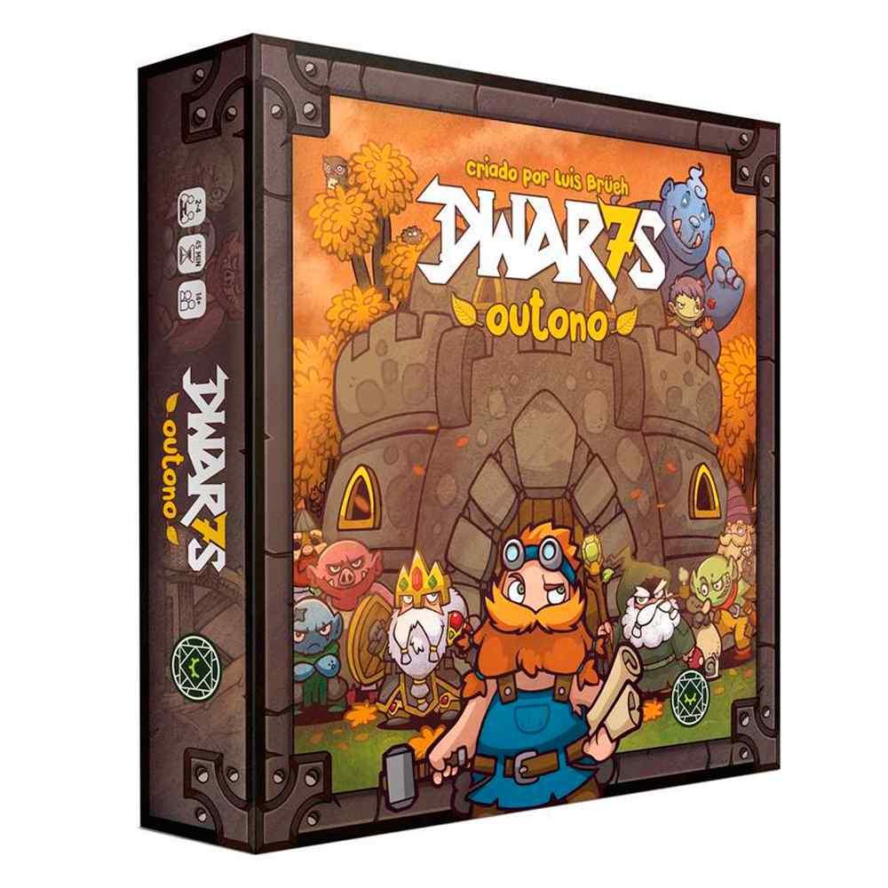 Dwar7s Outono Jogo de Tabuleiro
