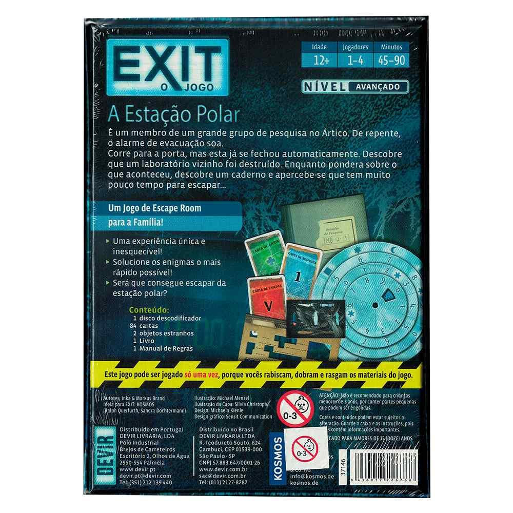 Exit O Jogo A Estação Polar