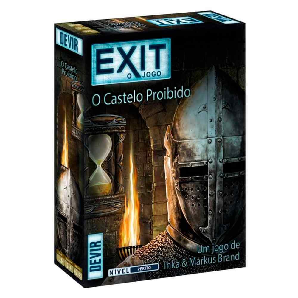 Exit O Jogo O Castelo Proibido