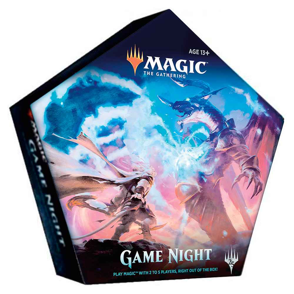 Game Night Magic The Gathering