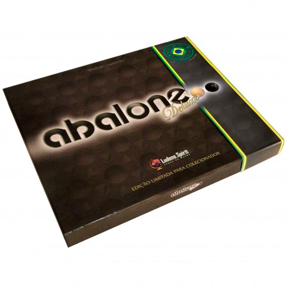 Jogo Abalone Deluxe Edição Limitada de Colecionador Madeira
