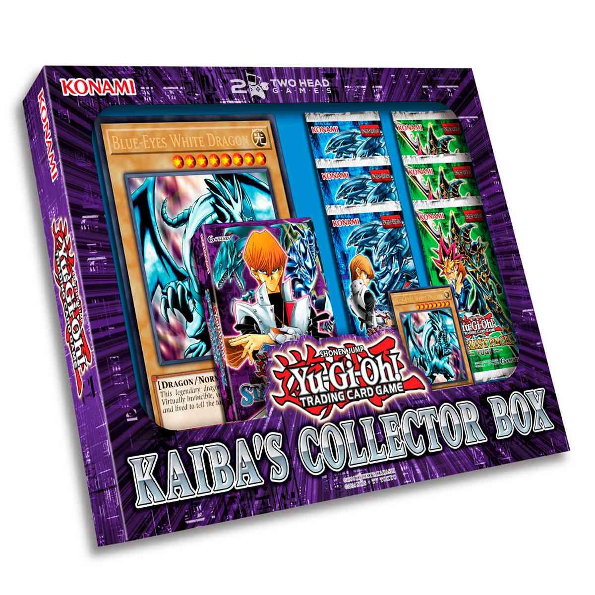 Kaiba Collector Box Yugioh Especial Inglês