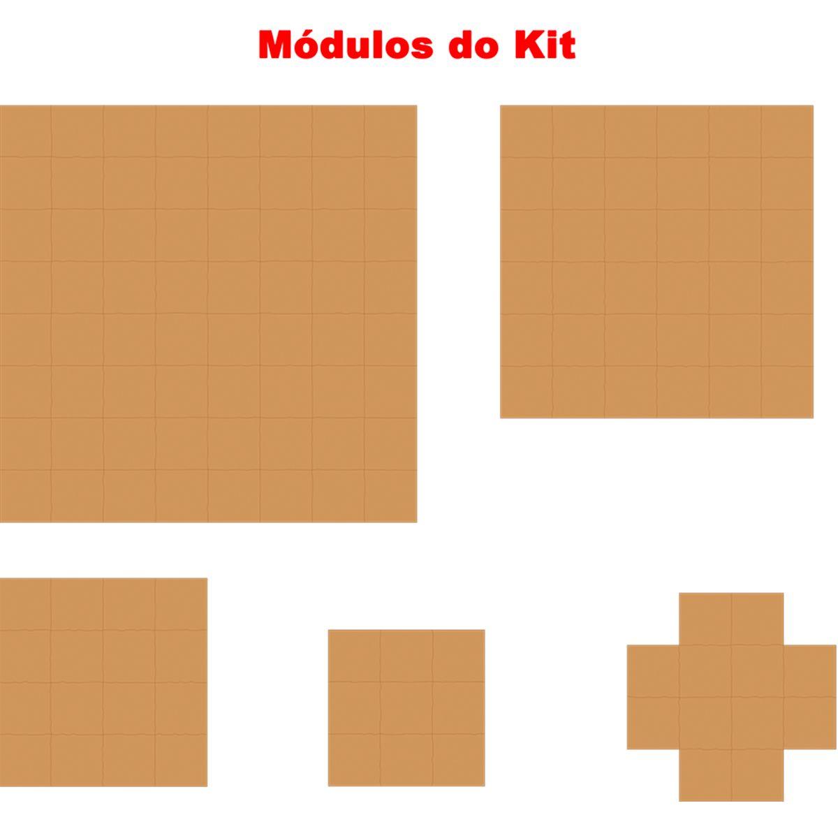 Kit Modular de Mapas RPG Grids Bucaneiros