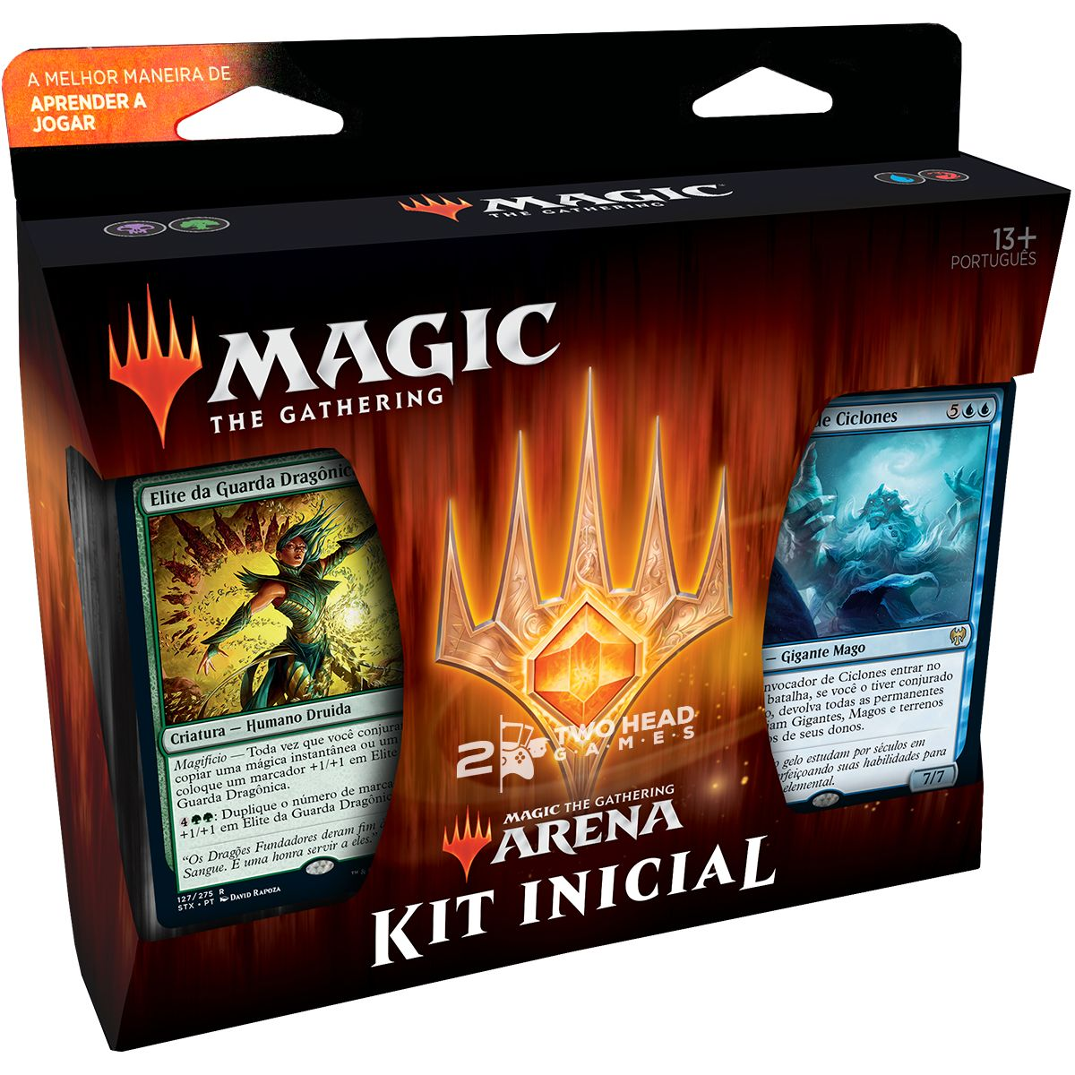 Magic Arena Kit Inicial Starter Deck 2021
