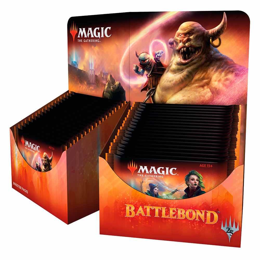 Magic Battlebond Box Booster 36 Pacotes