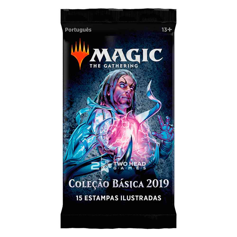 Magic Booster M19 Coleção Básica 2019 Core Set