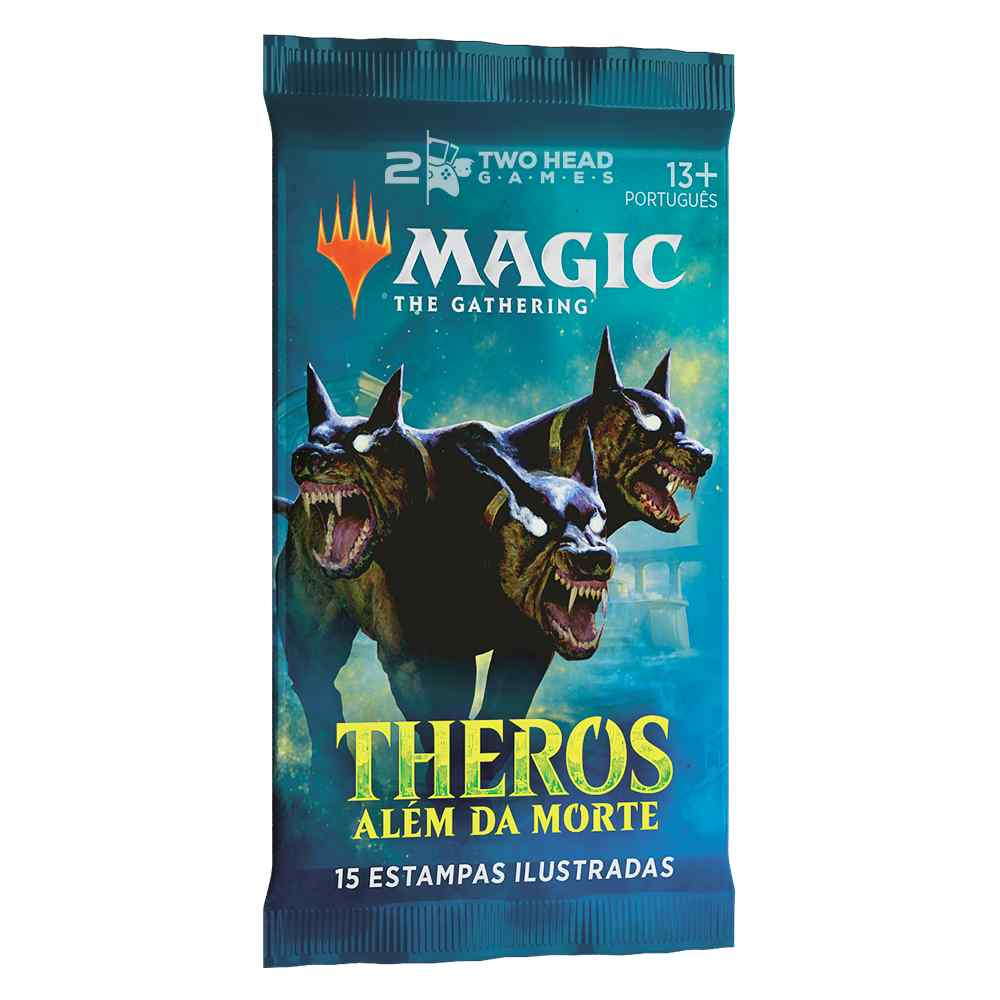 Magic Booster Theros Alem da Morte